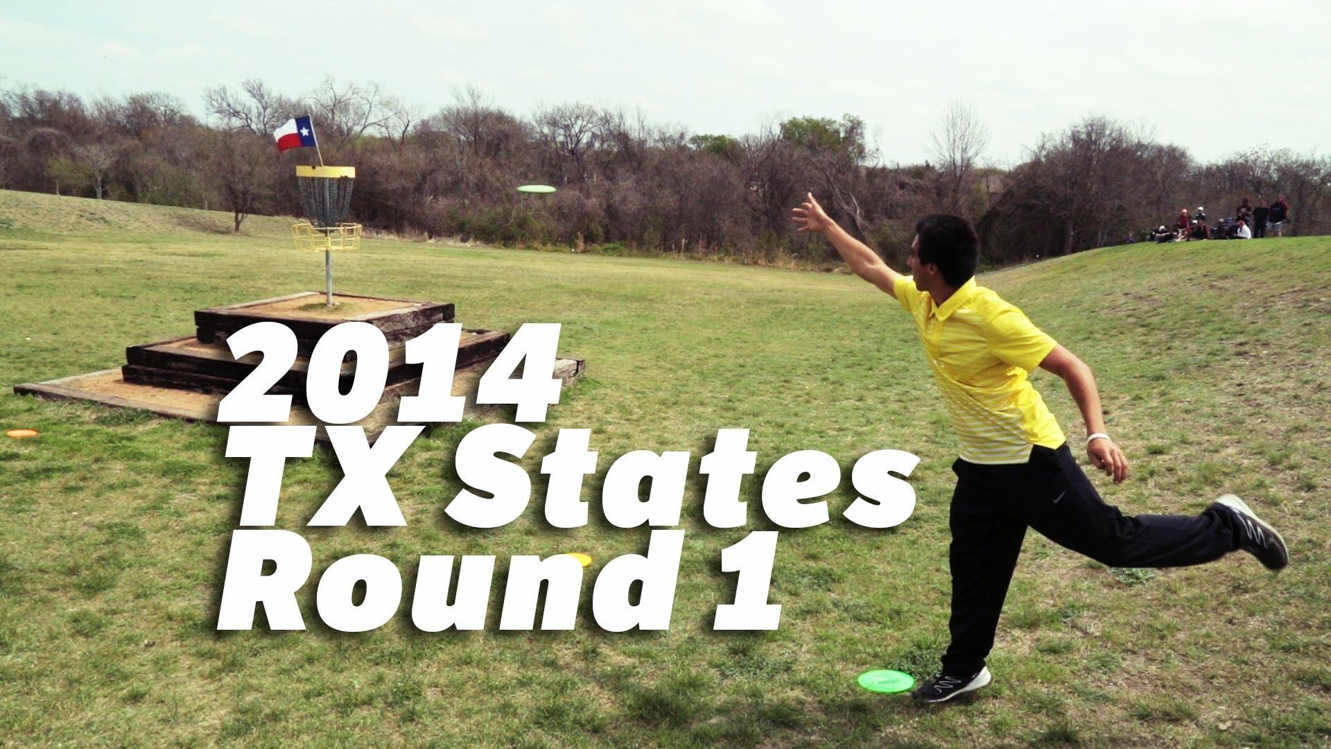 2014 Texas States Round 1