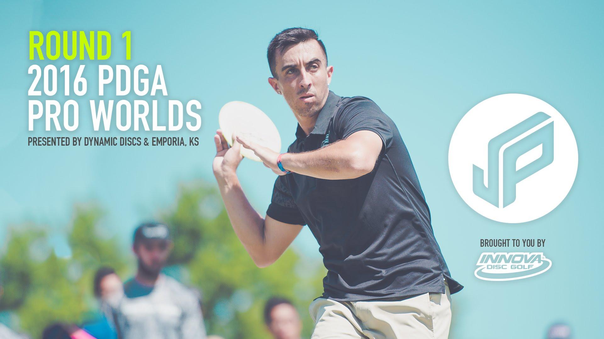 2016 PDGA Pro Worlds Round 1