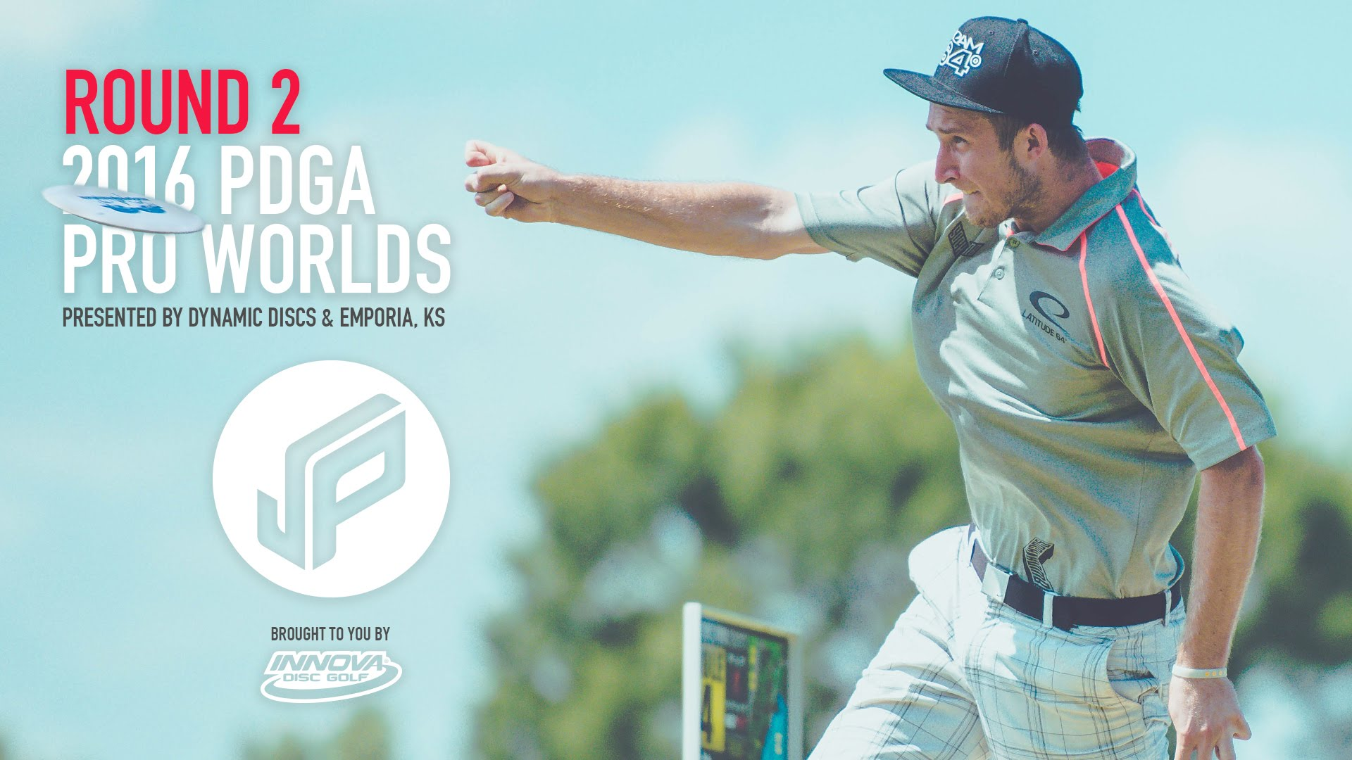 2016 PDGA Pro Worlds Round 2