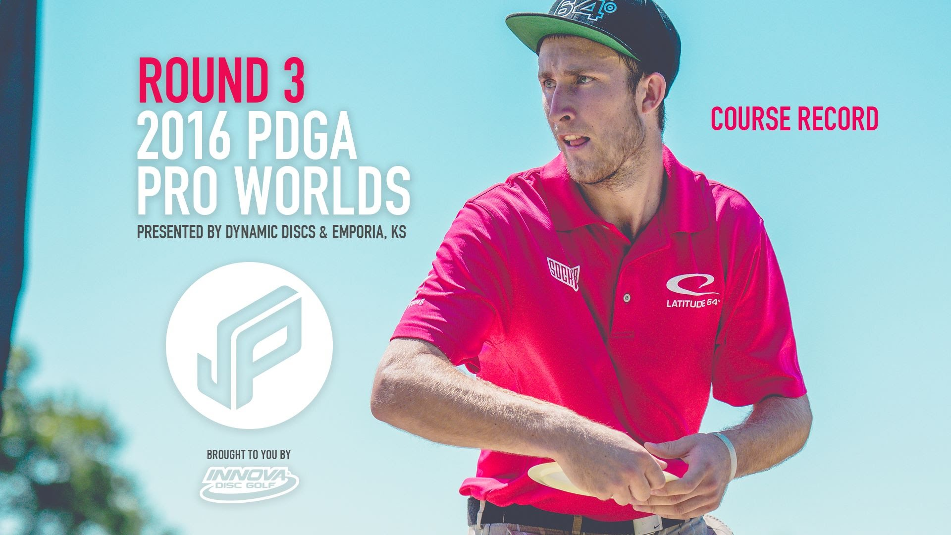 2016 PDGA Pro Worlds Round 3