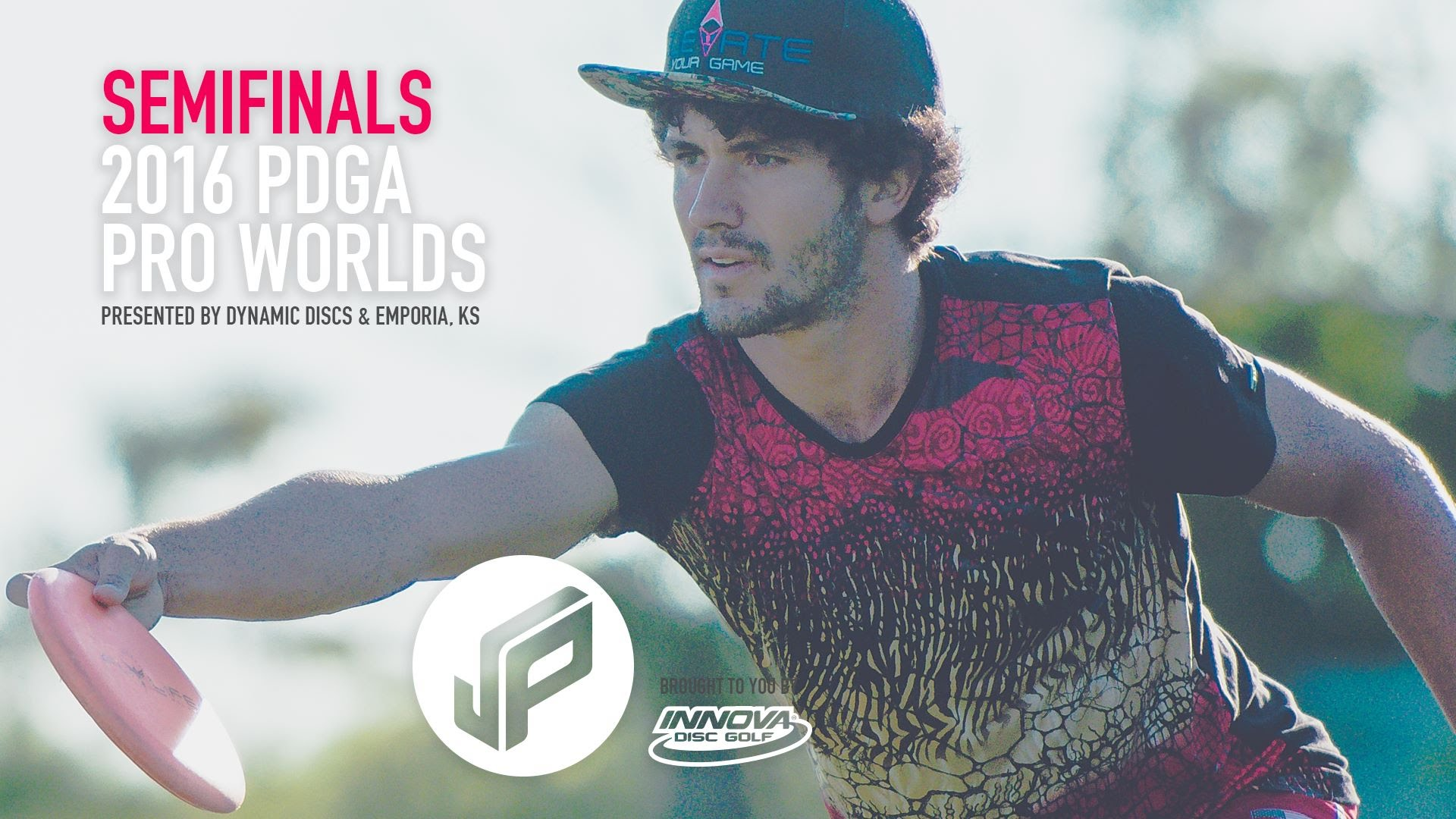 2016 PDGA Pro Worlds Semifinals