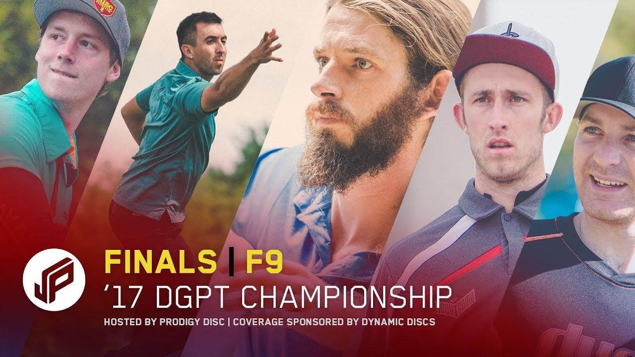 2017 DGPT Tour Championship Finals, Front 9