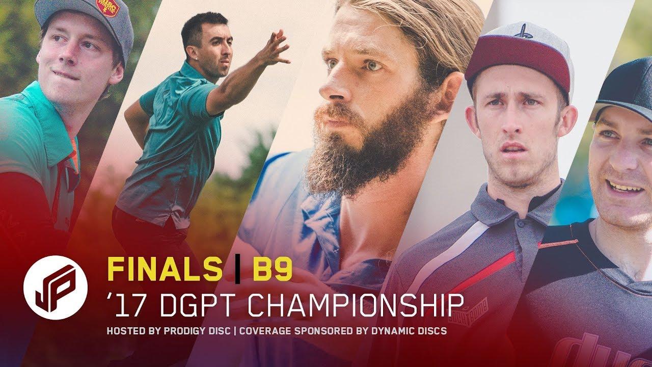 2017 DGPT Tour Championship Finals, Back 9