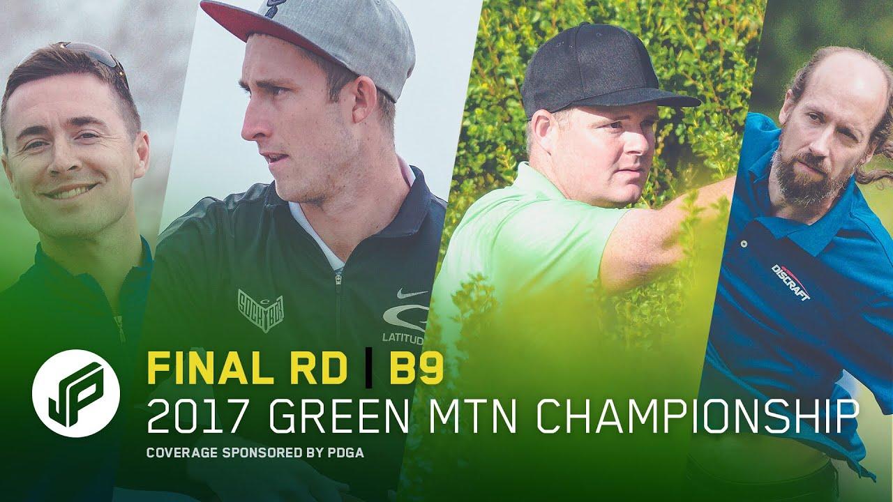 2017 GMC | Final Round, Back 9