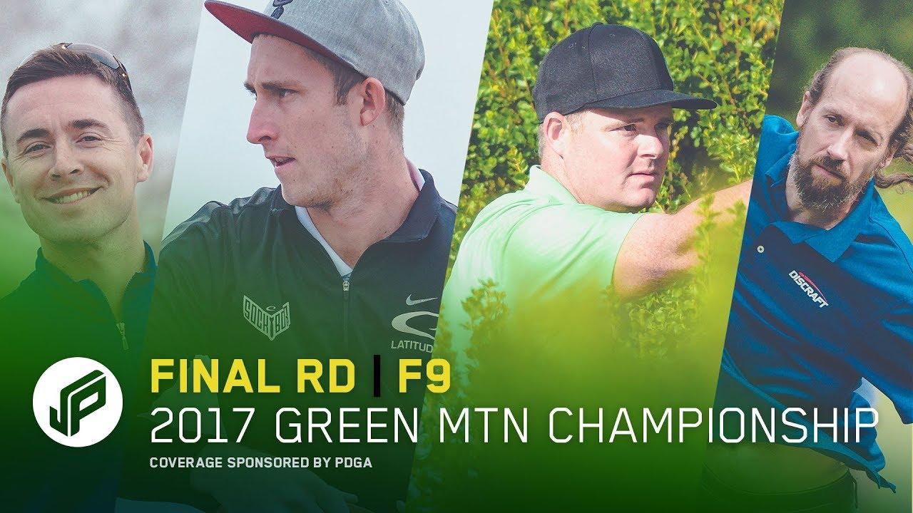 2017 GMC | Final Round, Front 9