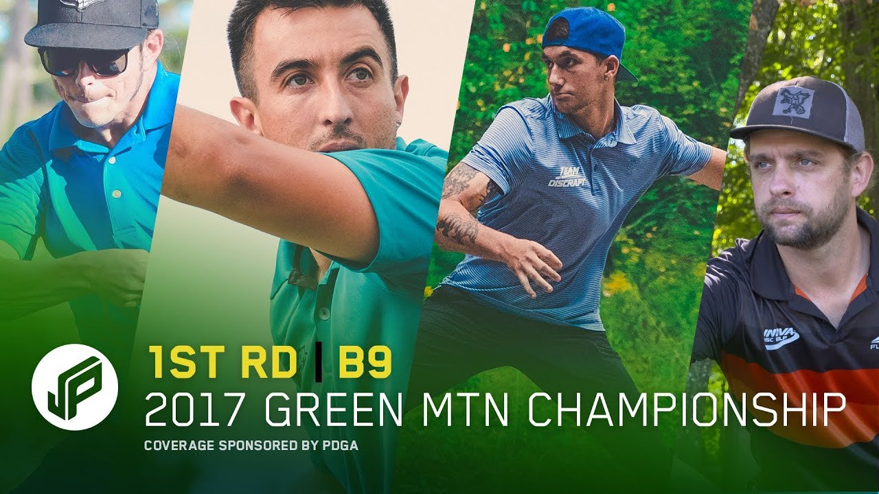 2017 GMC | Round 1, Back 9