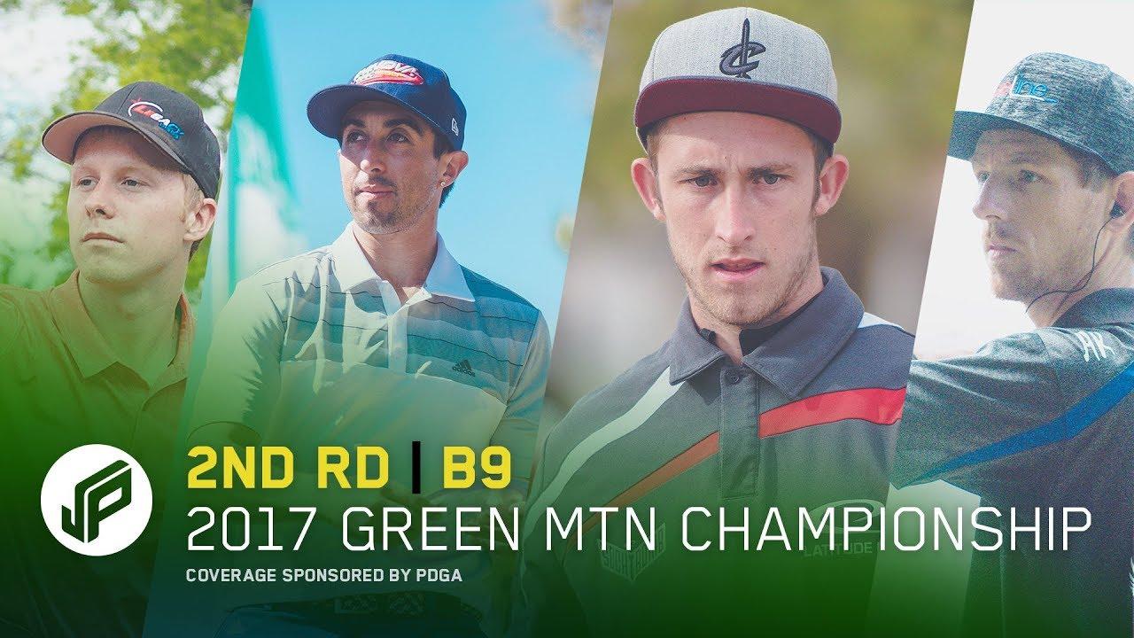 2017 GMC | Round 2, Back 9