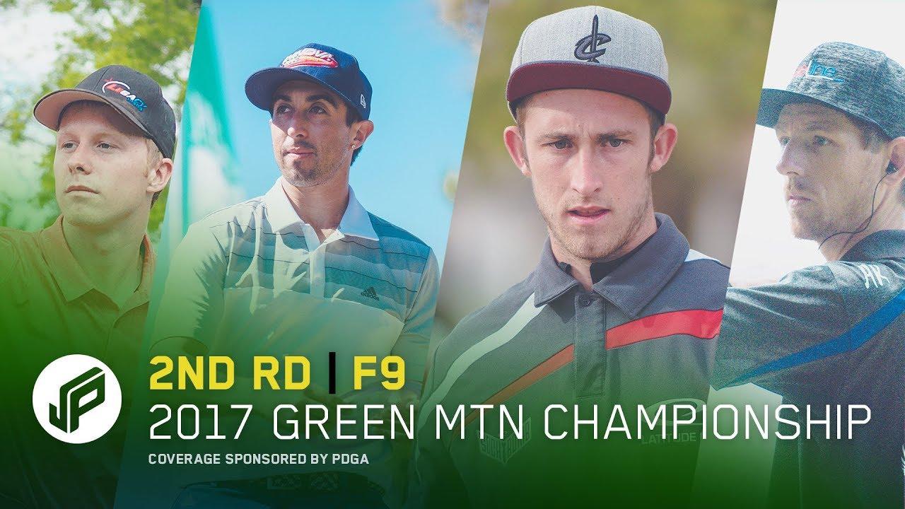 2017 GMC | Round 2, Front 9