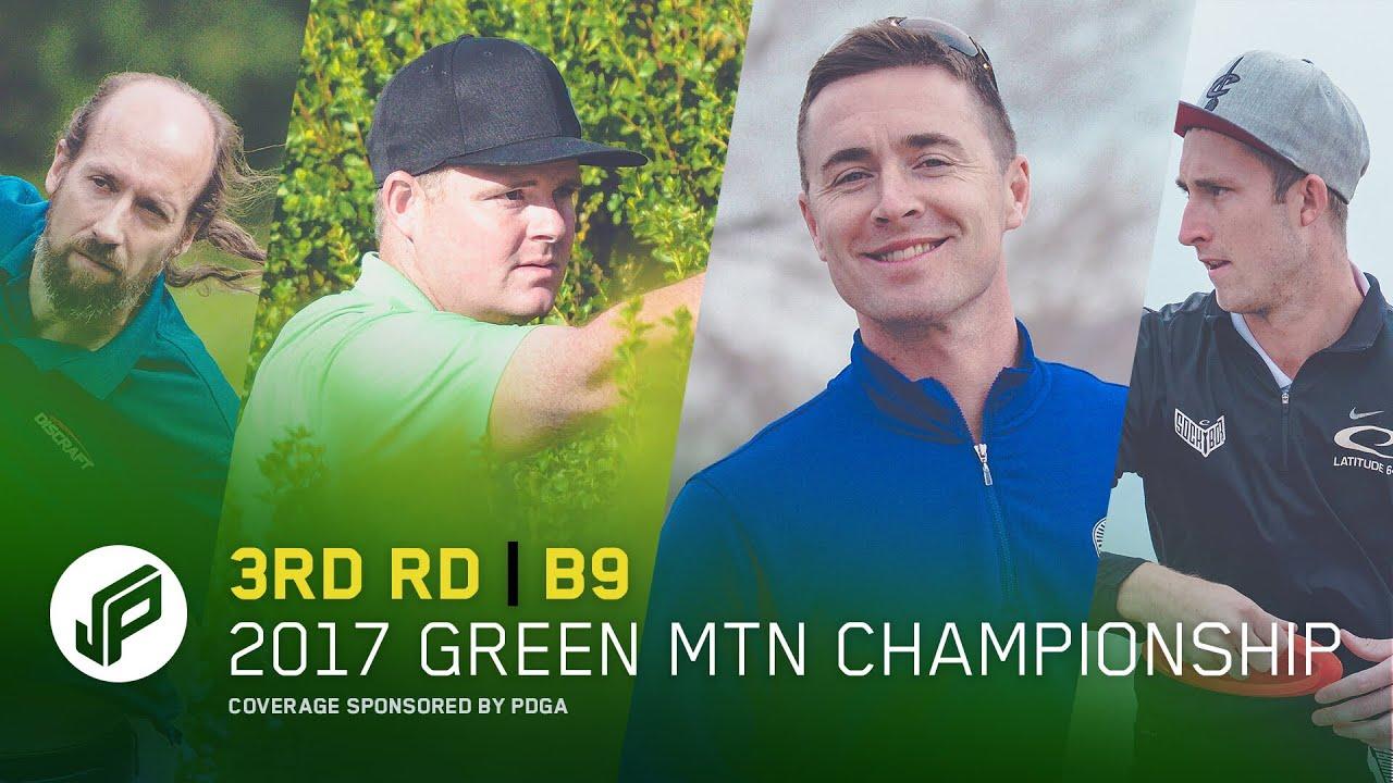 2017 GMC | Round 3, Back 9