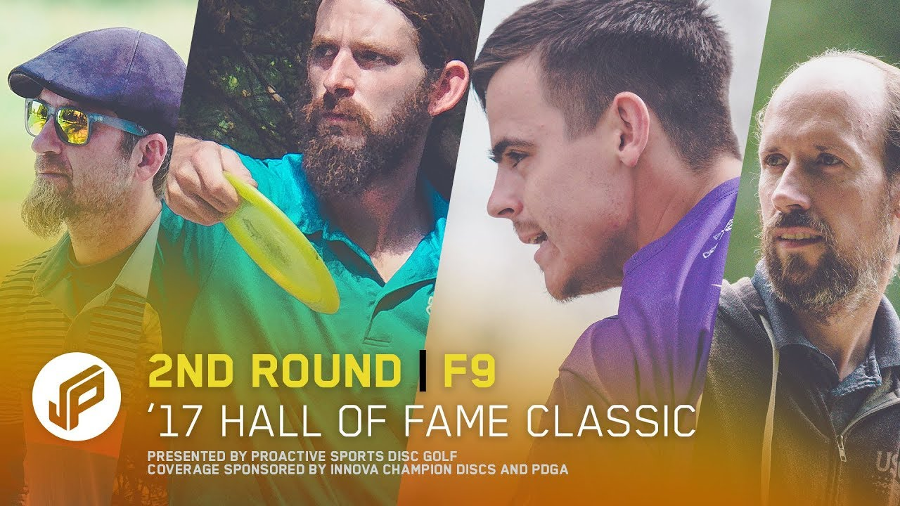 2017 Hall of Fame Classic   Round 2, Front 9