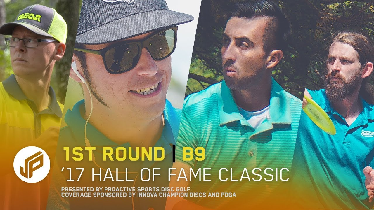 2017 Hall of Fame Classic | Round 1, Back 9