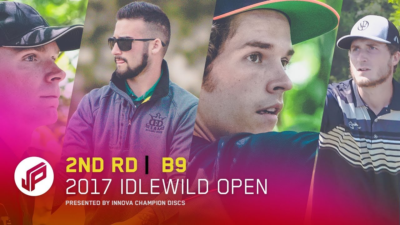 2017 Idlewild Open | Round 2, Back 9