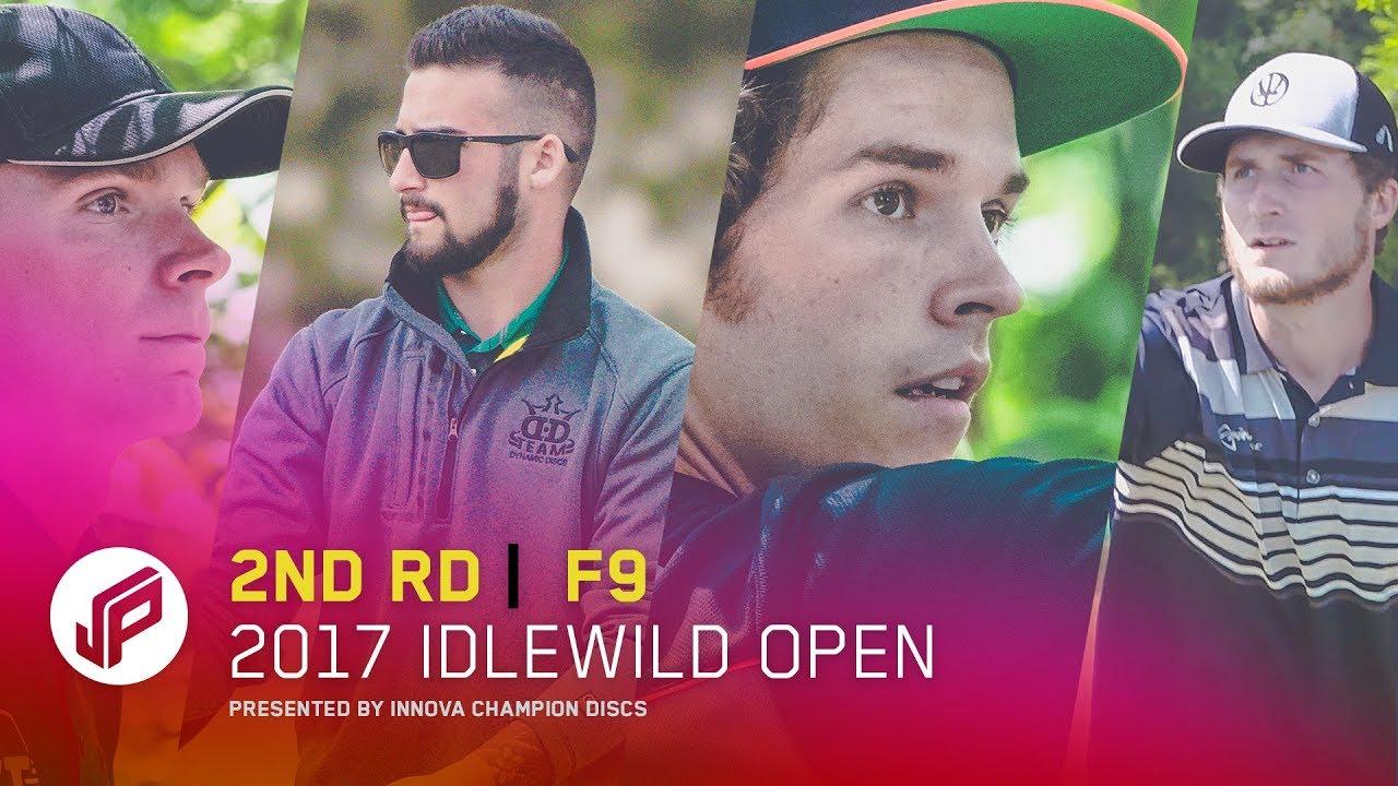 2017 Idlewild Open   Round 2, Front 9