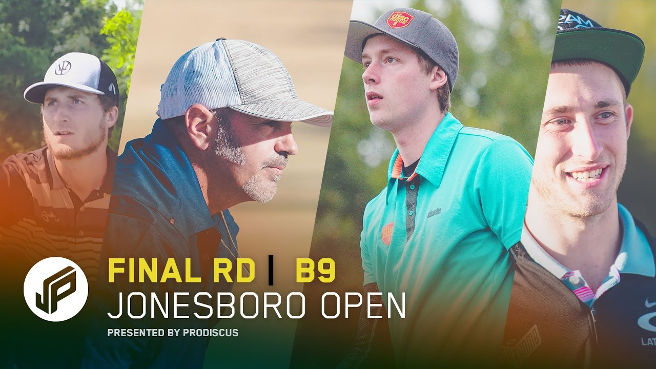2017 Jonesboro Open | Final Round, Back 9