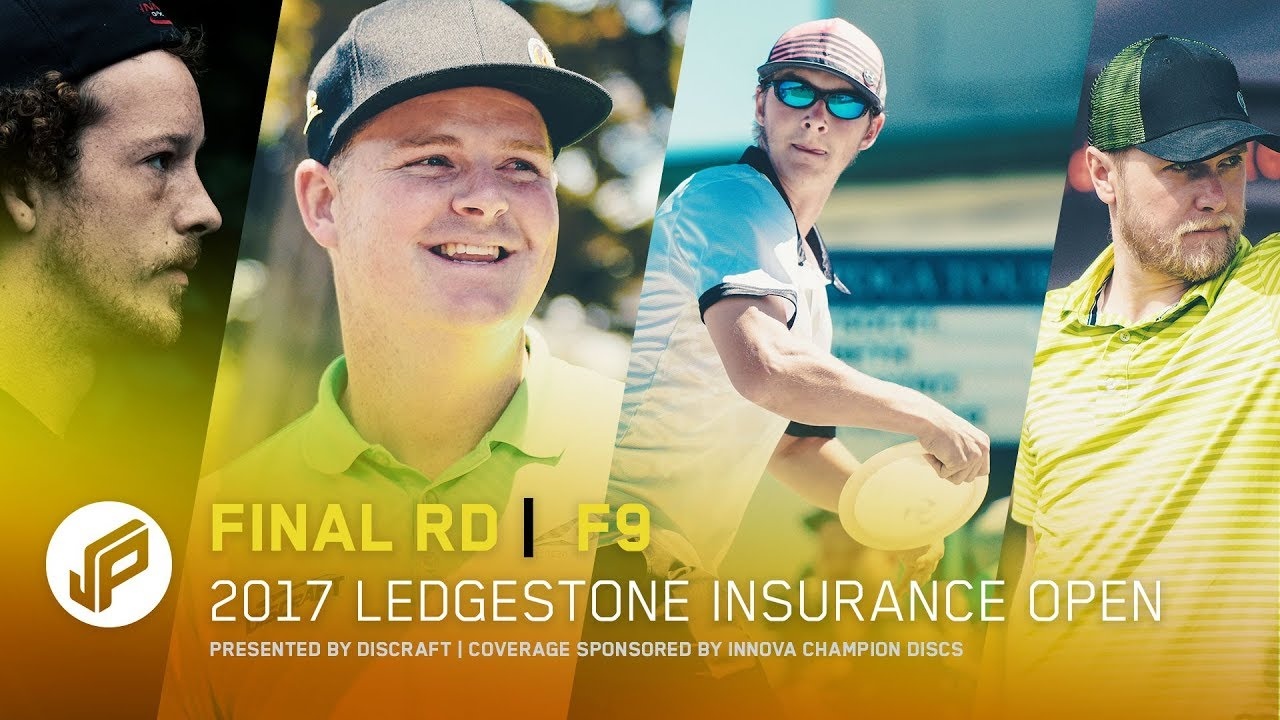 2017 Ledgestone Open | Final Round, Front 9