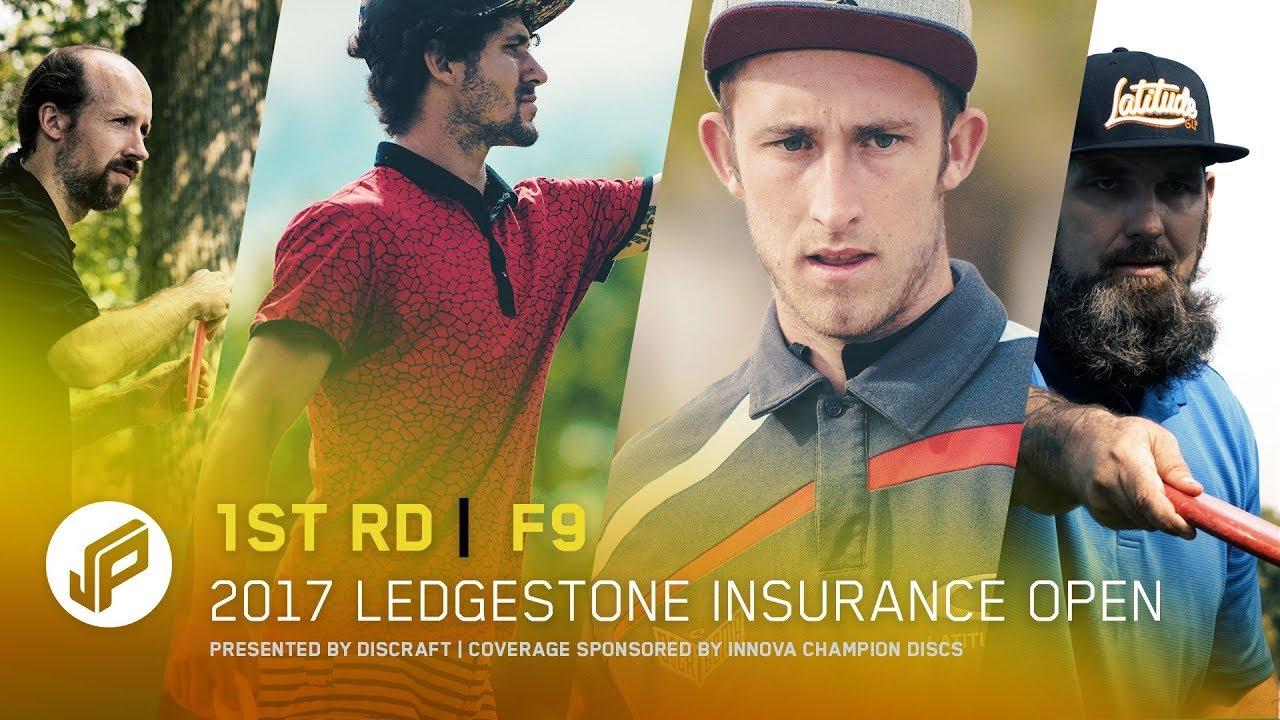 2017 Ledgestone Open   Round 1, Front 9