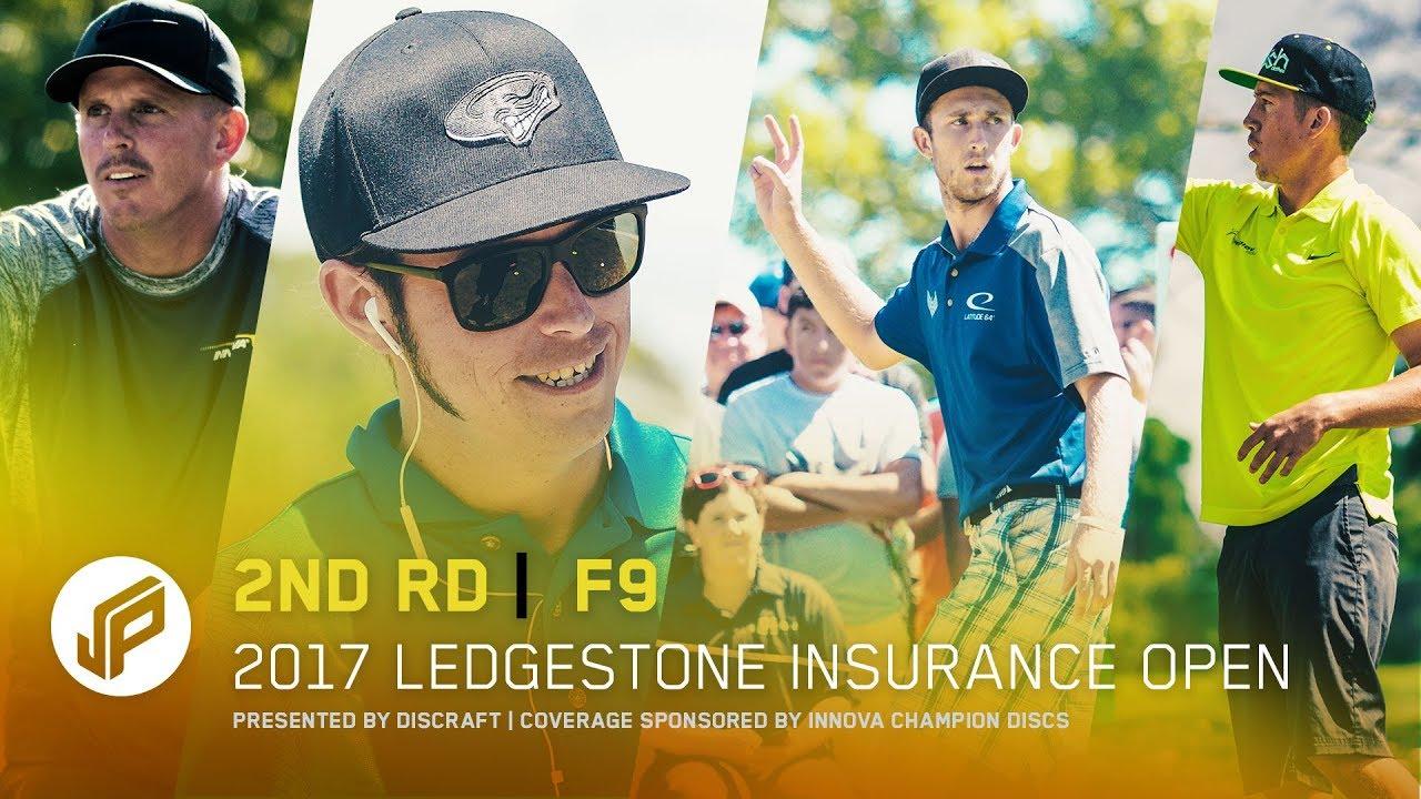 2017 Ledgestone Open   Round 2, Front 9
