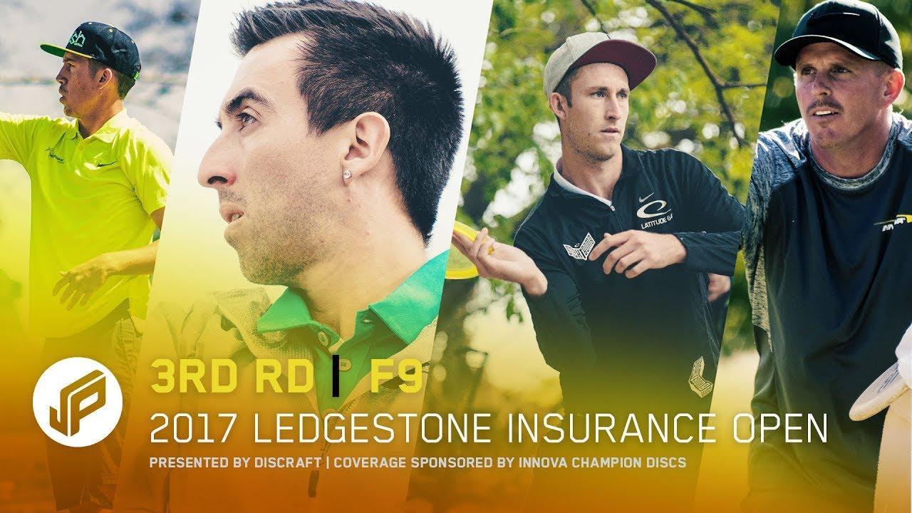 2017 Ledgestone Open   Round 3, Front 9
