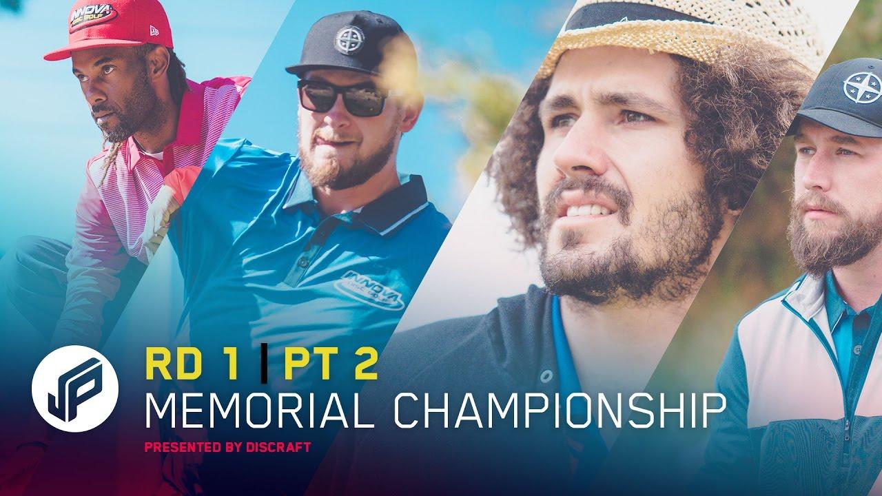 2017 Memorial Championship | Rd 1, Pt2