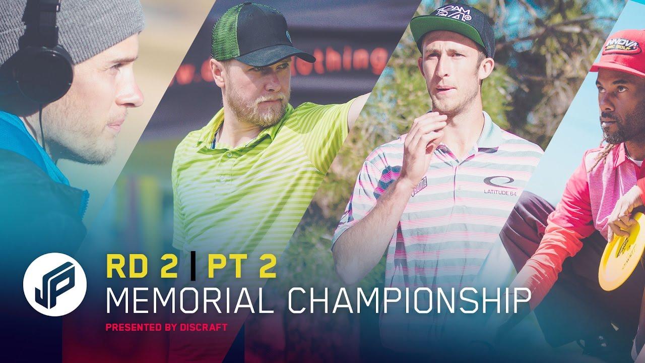 2017 Memorial Championship | Rd 2, Pt2
