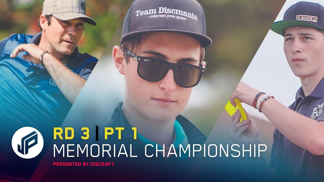 2017 Memorial Championship | Rd3, Pt1