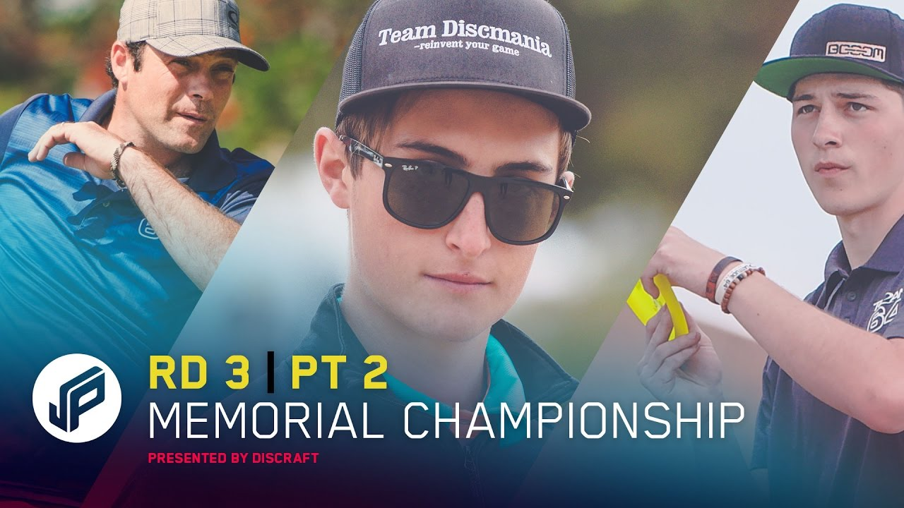 2017 Memorial Championship | Rd3, Pt2
