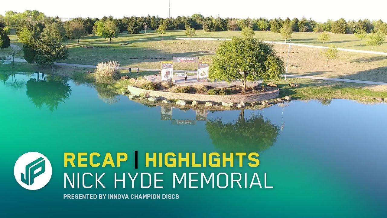 2017 Nick Hyde Memorial Recap | Innova Discs | Disc Golf Pro Tour