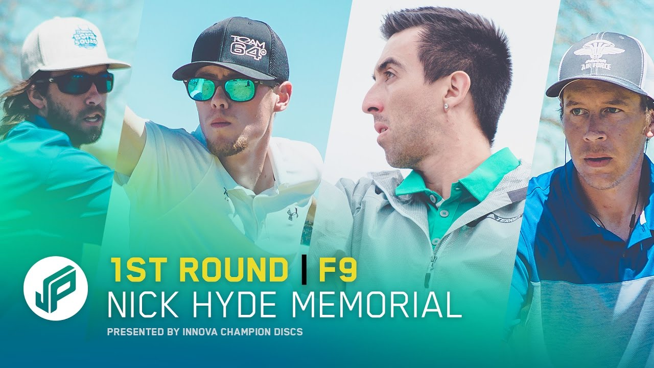 2017 Nick Hyde Memorial | Round 1, Front 9