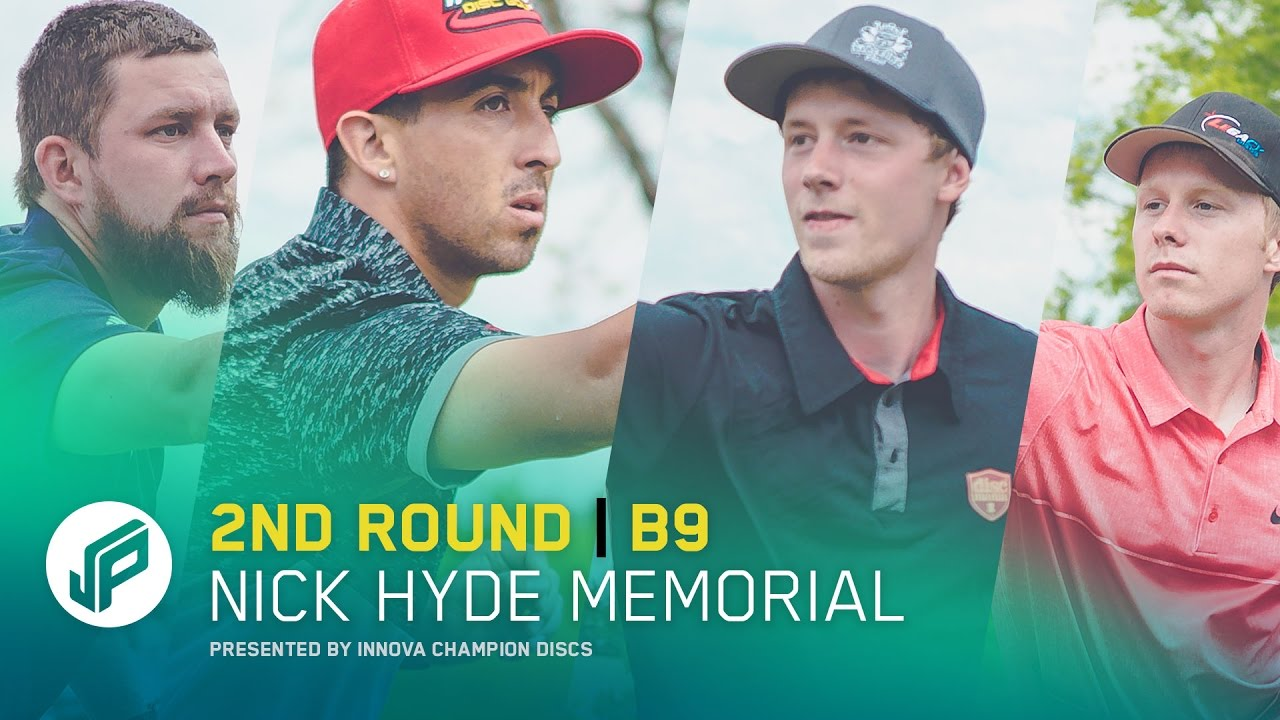 2017 Nick Hyde Memorial | Round 2, Back 9
