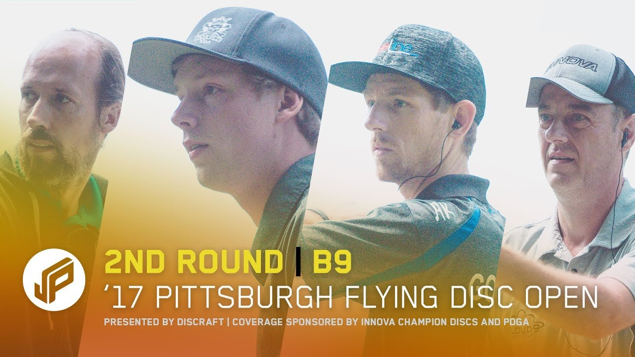 2017 Pittsburgh Flying Disc Open | Round 2, Back 9