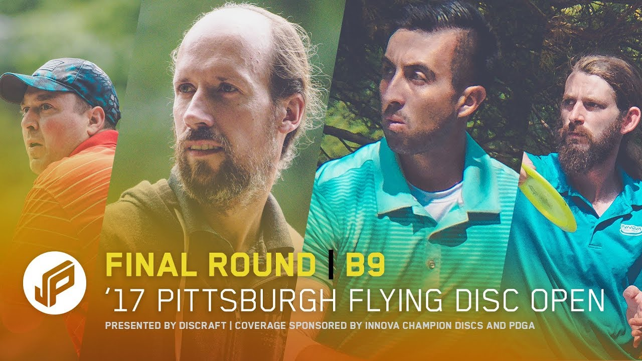2017 Pittsburgh Flying Disc Open | Final Round, Back 9