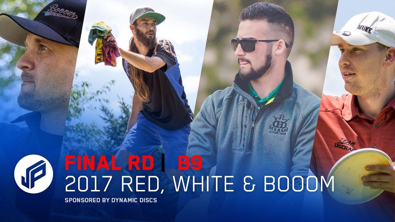 2017 Red, White & Booom | Final Round, Back 9