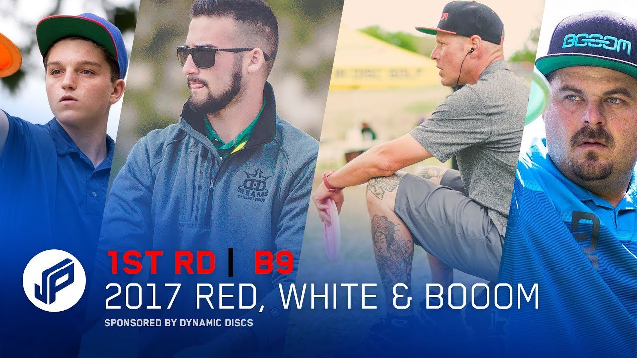 2017 Red, White & Booom | Round 1, Back 9