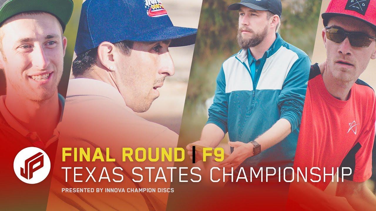 2017 Texas States | Final Round, Front 9