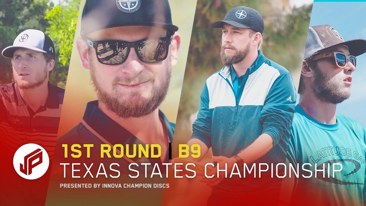 2017 Texas States | Round 1, Back 9