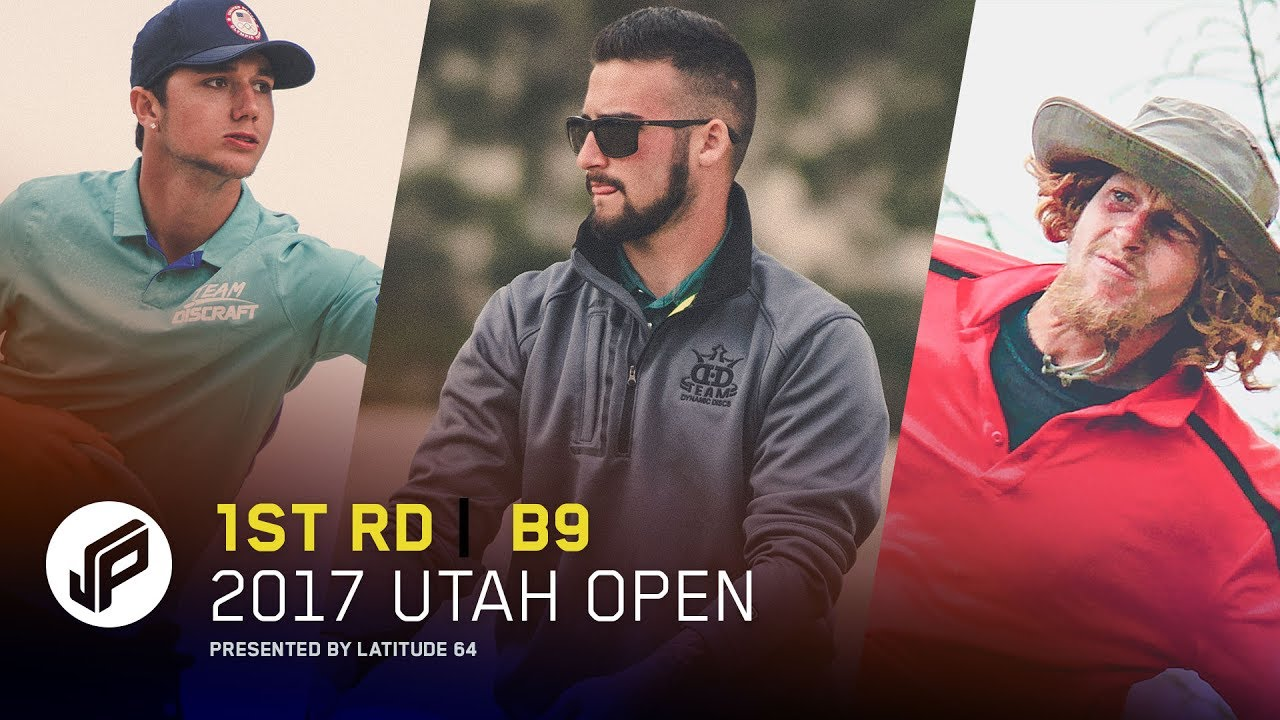 2017 Utah Open | 1st Round, Back 9