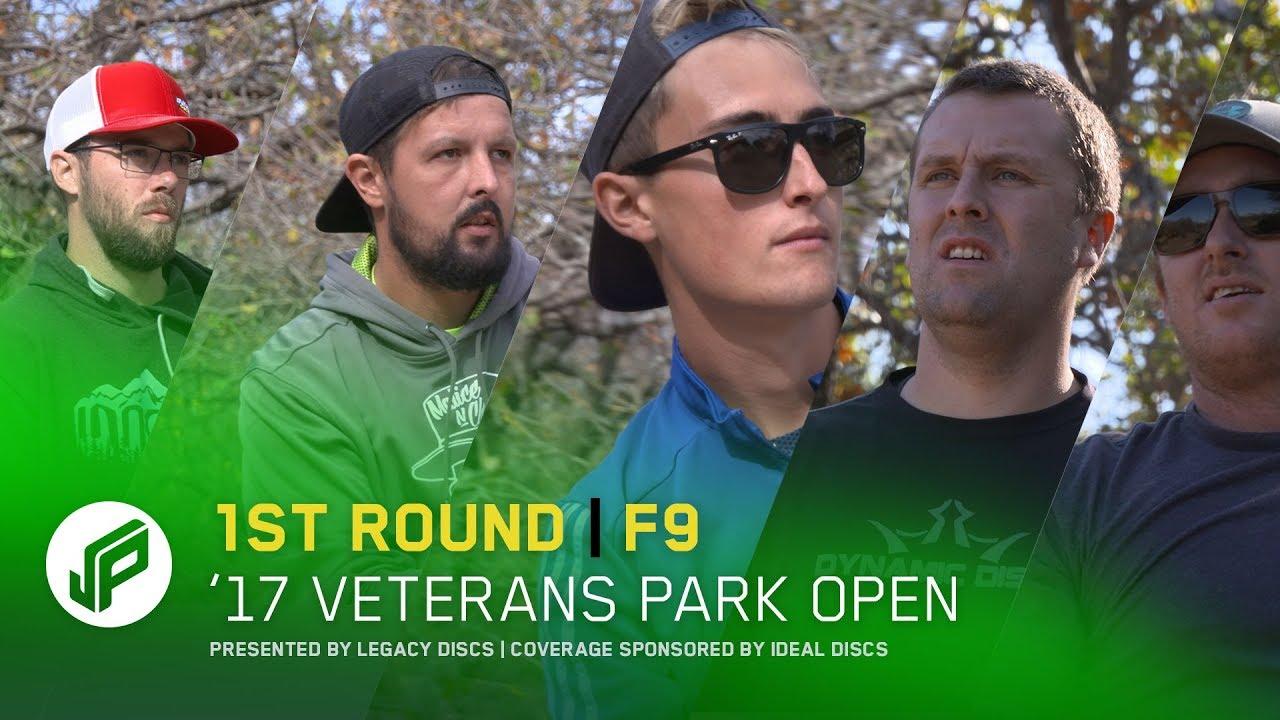 2017 Veterans Park Open   Round 1, Front 9