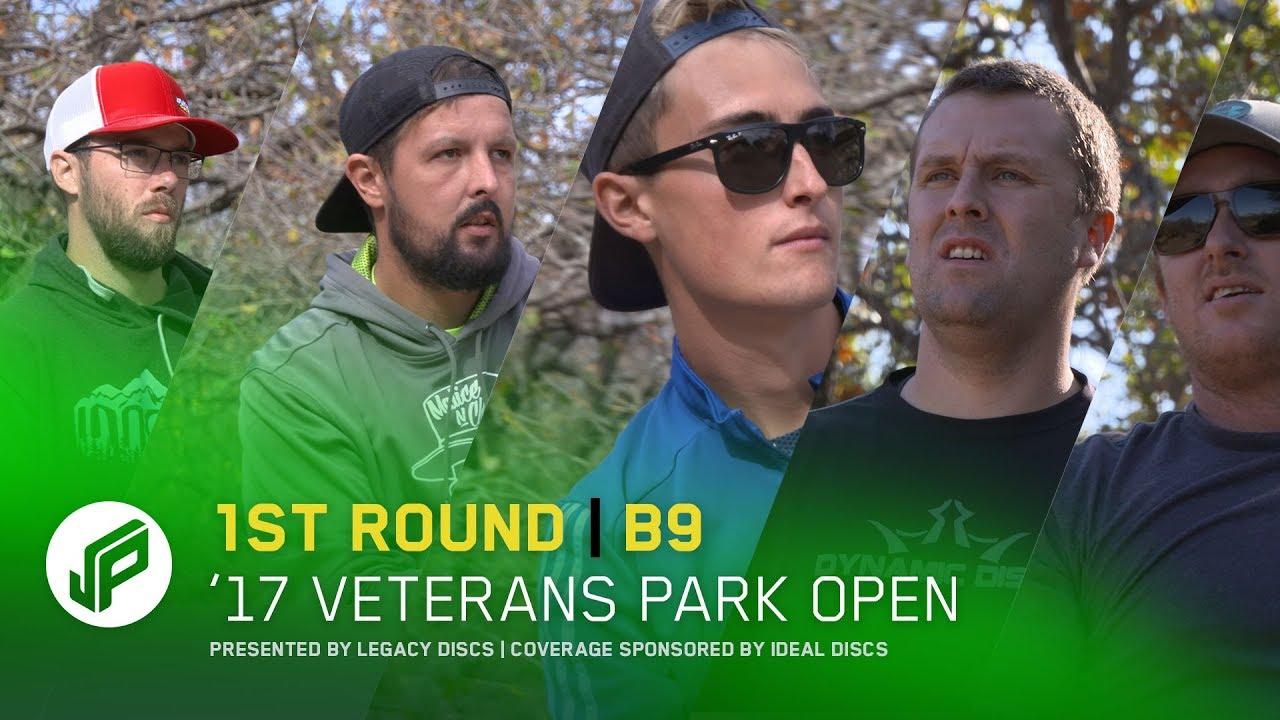 2017 Veterans Park Open   Round 1, Back 9