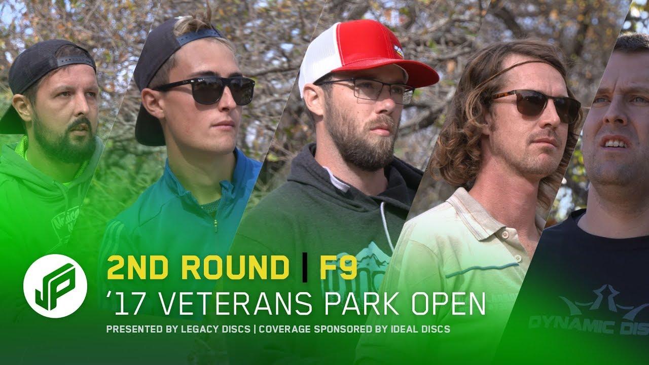 2017 Veterans Park Open   Round 2, Front 9