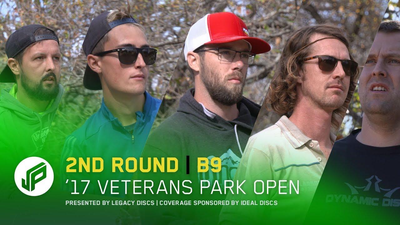 2017 Veterans Park Open | Round 2, Back 9