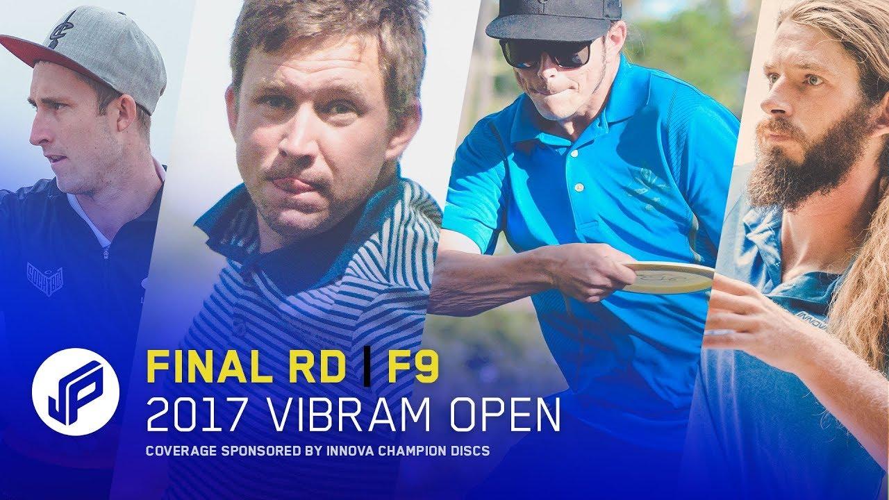 2017 Vibram Open   Final Round, Front 9