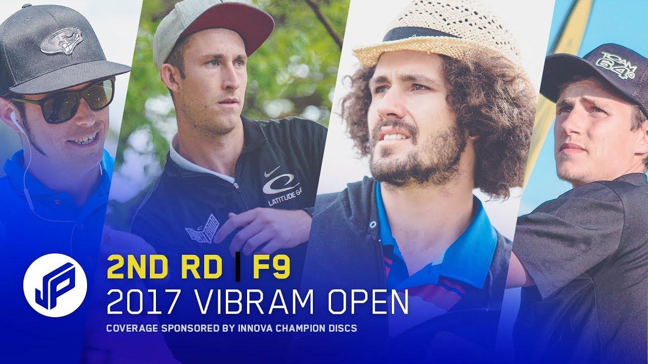 2017 Vibram Open   Round 2, Front 9
