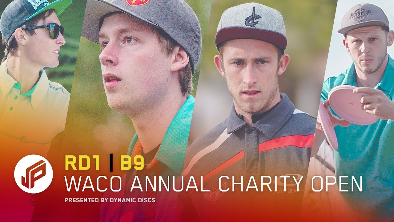2017 Waco Annual Charity Open | Round 1, Back 9