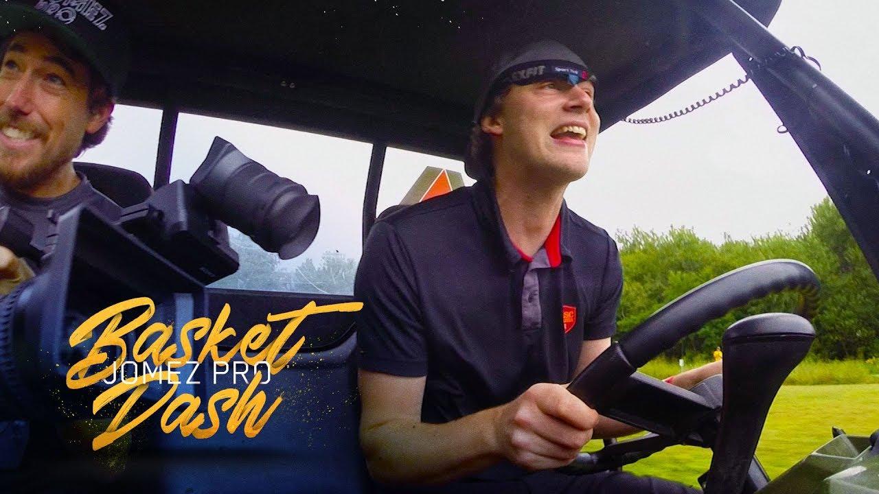 2017 Basket Dash – Series Premiere | Ep1 | Discmania / Innova / Dynamic