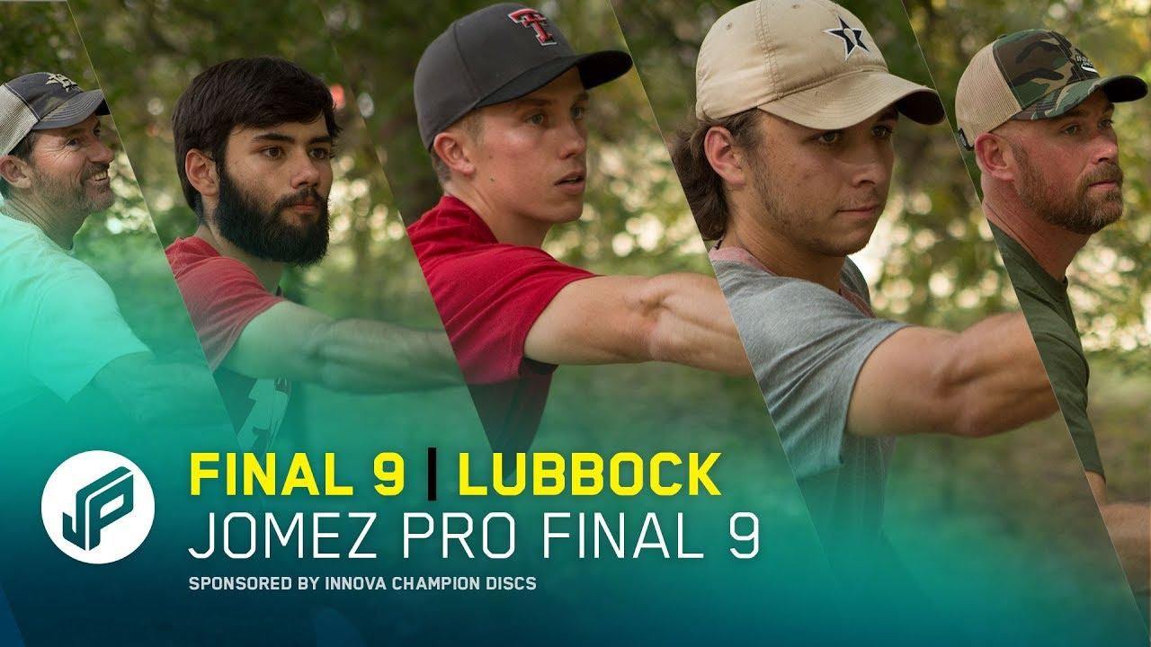 2017 Jomez Pro Final 9 | Lubbock, TX