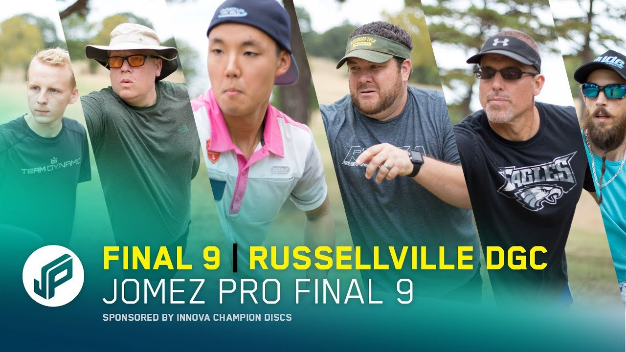 2017 Jomez Pro Final 9 | Russellville, AR