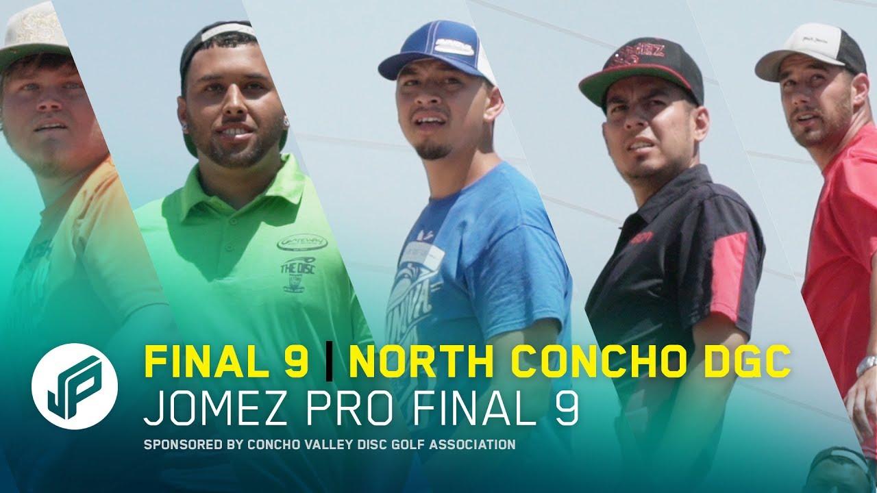 2017 Jomez Pro Final 9 | San Angelo, TX
