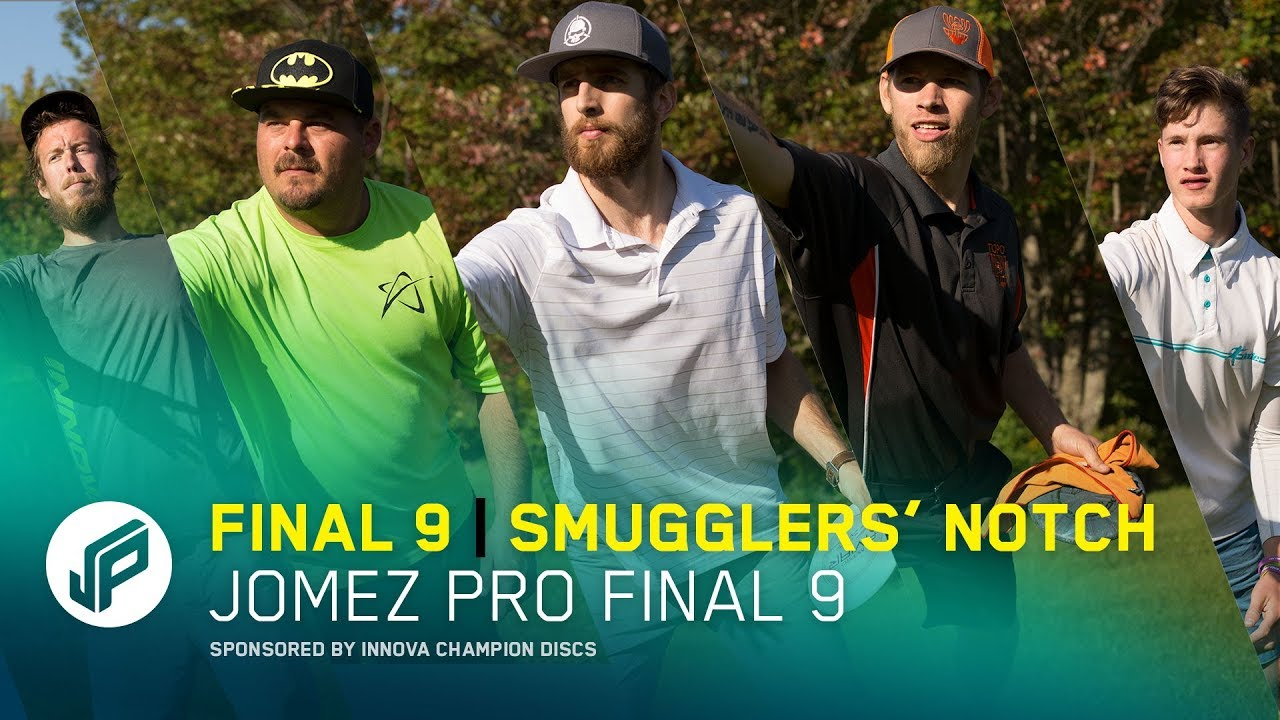 2017 Jomez Pro Final 9 | Smugglers' Notch
