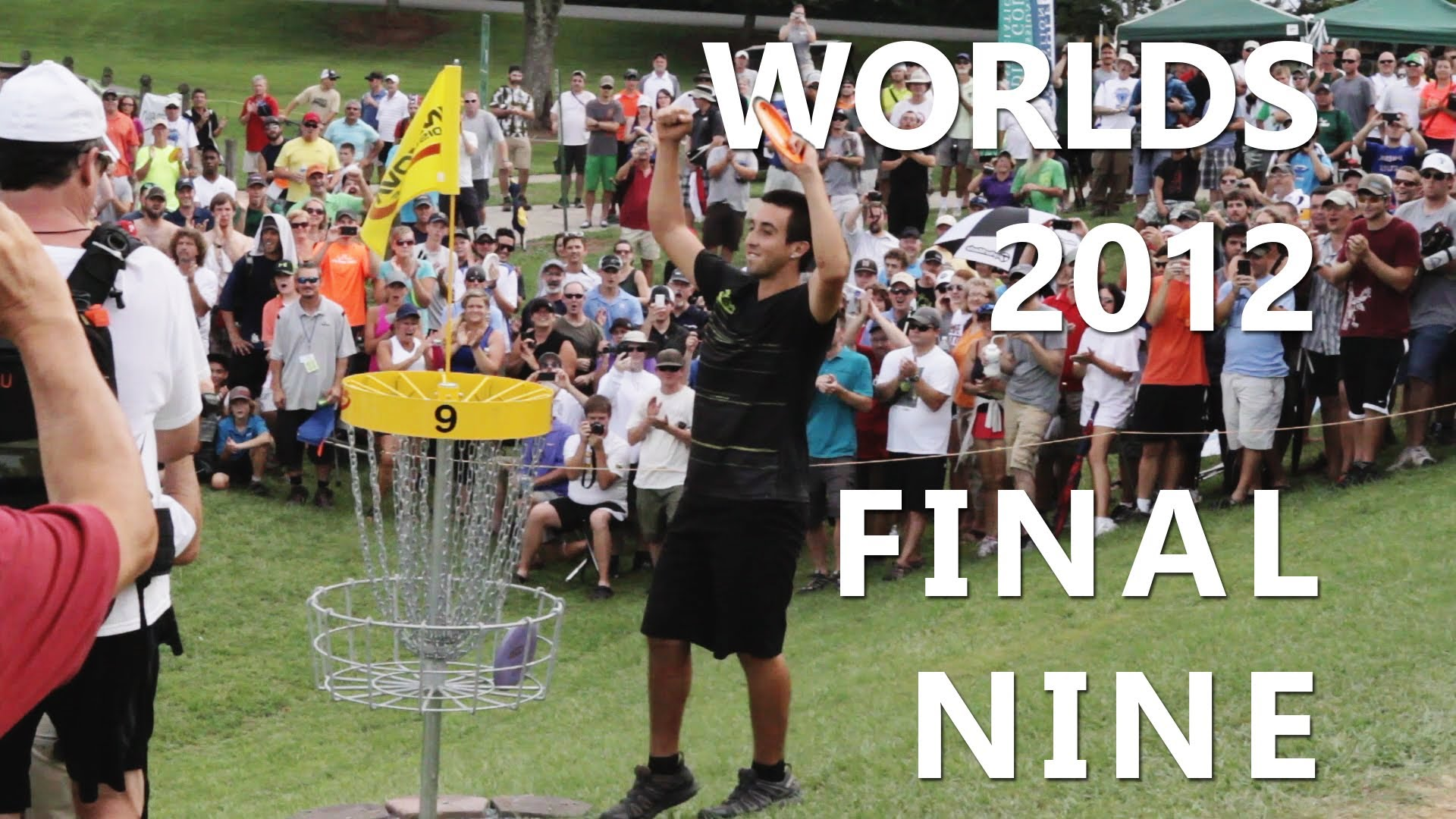 Paul McBeth 1st World Title | 2012 Worlds Final 9