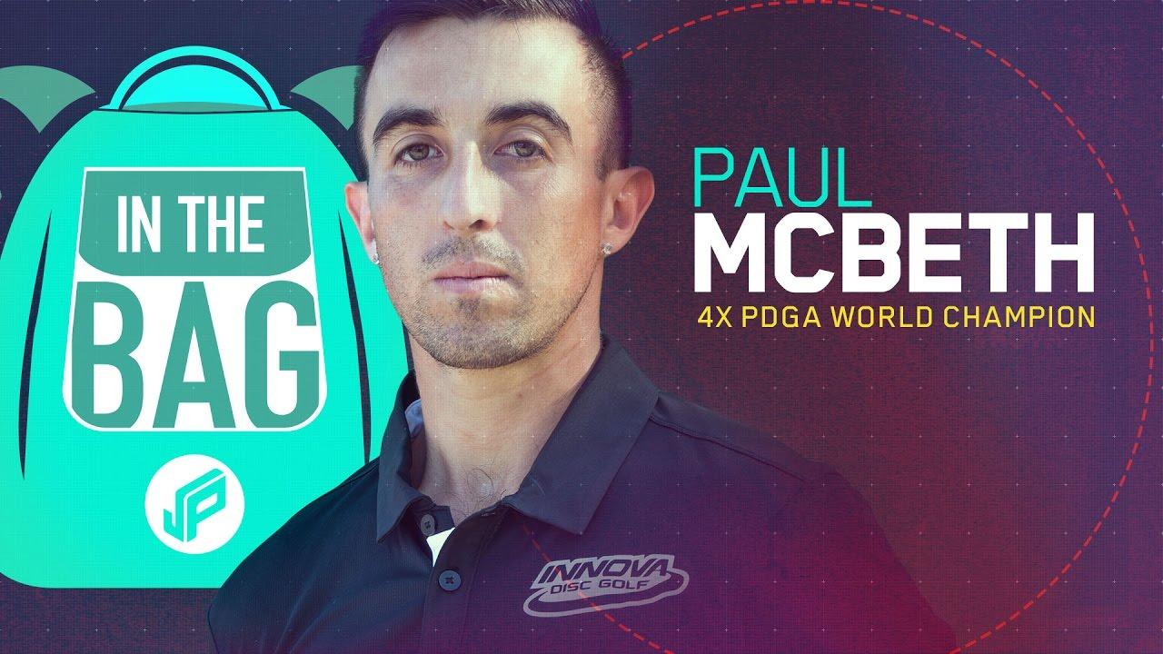"Paul McBeth ""In the Bag"" 2016"